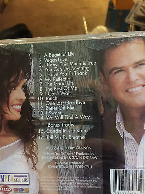 Donny And Marie---VERY HARD TO FIND MINT CD