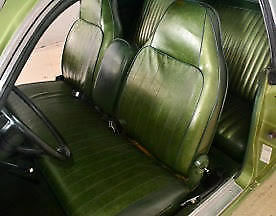 1973 Plymouth Duster  1973 Plymouth Duster, green