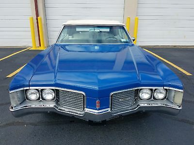 1968 Oldsmobile Eighty-Eight 88 1968 Oldsmobile rocket 88 convertible 455 C. I