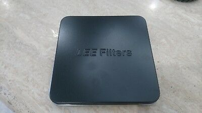 """LEE """"BIG STOPPER"""" 10-STOP ND FILTER 100 x 100mm - EXCELLENT CONDITION"""