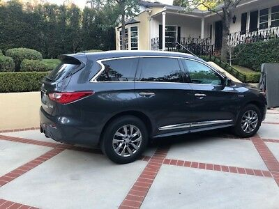 2014 Infiniti QX60  HYBRID - Great Condition and Low Miles!