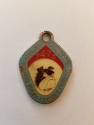 1974/1975 - Coledale Northern Suburbs Rugby League Club Badge