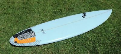 7' DHD Monster Surfboard & Board Cover