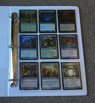 NOBLE HIERARCH FOIL + 35 x MTG MINT FOIL RARES - HIGHLY VALUED CARDS !!!!!!!!!!!