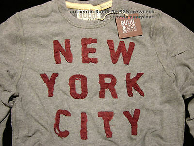 Ruehl No.925 by Abercrombie & Fitch vintage crew tops NWT authentic items