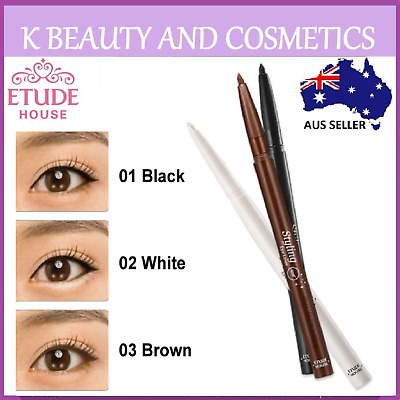 [ETUDE HOUSE] Styling Eye Liner (3 Colors - Pick 1) Eyeliner Pencil Black Brown