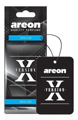 NEW Car Air Freshener Areon X Version NEW CAR Scent Quality Car Perfume