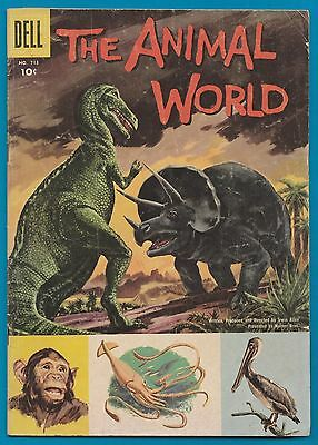 Dell Comic 1956 The Animal World by Warner Bros.  #792