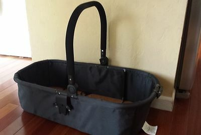 Bassinet base+handle bottom bed frame ONLY of 2009 Uppababy Vista stroller