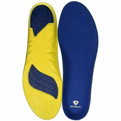 2312c534b9 Sof Sole Athlete Full Length Comfort Neutral Arch Insole, Women's Size 8-11
