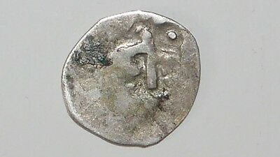 Ancient silver coin unidentified