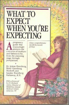 What to Expect When You're Expecting By Hathaway Sandee Eisenberg,Murkoff Heidi