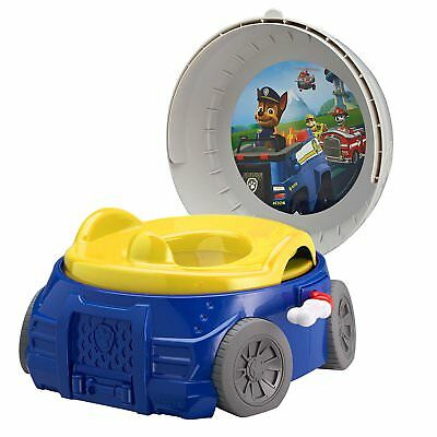 Paw Patrol 3-in-1 Potty System by The First Years - Potty Seat & Step Stool