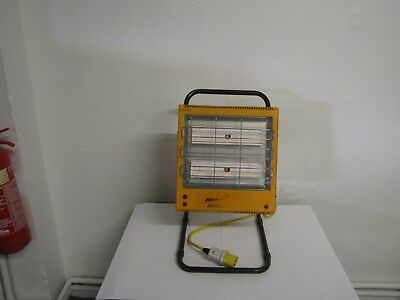 2 Kw Ceramic infra red heater 110v  HeatwaveHPE 110