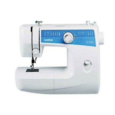 Boxed Brother Sewing machine LS 2125 , USED ONCE. with manual, CD, Accessories.