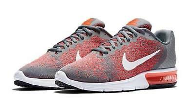BRAND NEW NIKE Air Max Sequent 2 Men's Running Shoes 852461