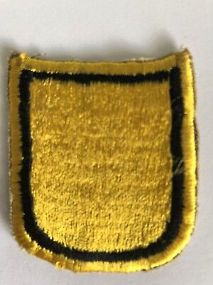 US Army Vietnam 1st Special Forces Beret Flash Patch
