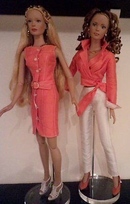 Tyler Tonner Dolls Including Outfits Lot of Two