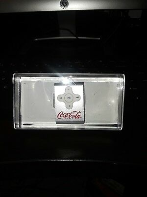 Coca-Cola clip-on mp3 player 4GB