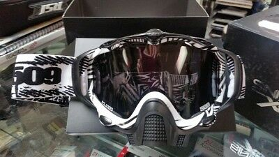 """509 """"x5 Sinister"""" Snowmobile Goggles - Discontinued Evolution Graphic - Sale!"""