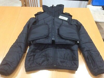 Smart Rider Horse Riding Body Protector and Padded Jacket (5 - 12yrs see sizing)