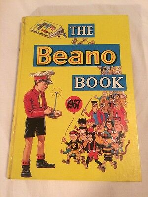 Beano Annual 1967 - Very Good Condition (BY49)