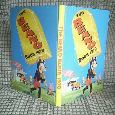 Beano Annual 1970 - Very Good Condition, contains poem page (BP88)