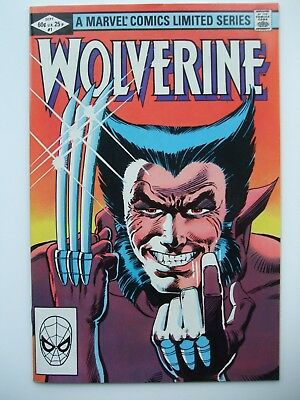 Wolverine Mini Series 1. Excellent condition. Free UK delivery.