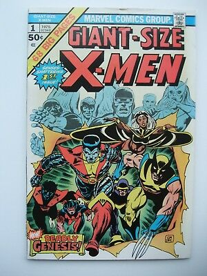 Giant Sized X-Men 1 Very Good condition UK seller. Free UK delivery only.