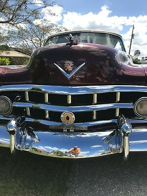 1950 Cadillac Other 2 Door Two Tone Coupe 1950 Cadillac 2 Door Coupe
