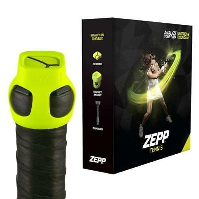 BNIB Zepp Tennis 3D Motion Sensor Tracker and Apps for Iphone & Android