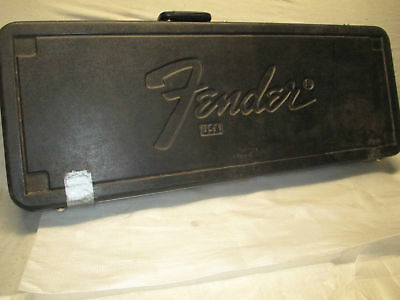 1983 FENDER FLAME / ELITE / ROBBEN FORD CASE - made in USA