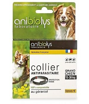 Anibiolys - Collier Antiparasitaire