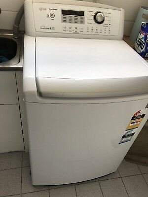 LG 10kg Washing Machine Top Loader WT-R 10868