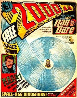 2000AD DIGITAL COMIC COLLECTION complete