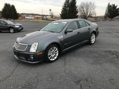 2008 Cadillac STS V Sedan 4-Door 2008 CADILLAC STS V V8 SUPERCHARGED 469HP