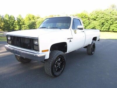 1986 GMC Sierra 1500 Base Standard Cab Pickup 2-Door 1986 GMC Sierra Cummins Swap Nice!
