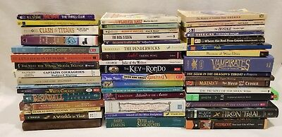 PICK/CHOOSE Lot of Children's & Young Adult Books..by Various Authors, HBs & PBs