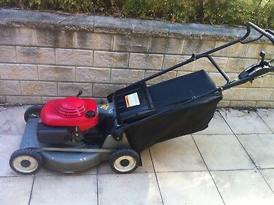 Honda Self Propelled 2 Speed in excellent condition with mulch attachment