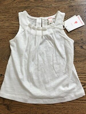 COUNTRY ROAD - BNWT - Girls - Sleeveless Top, Size 12-18 Months, RRP $21.95