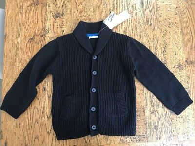 BOUT'CHOU (French Label) - BNWT - Boys- Jumper/ Cardigan, Size 3