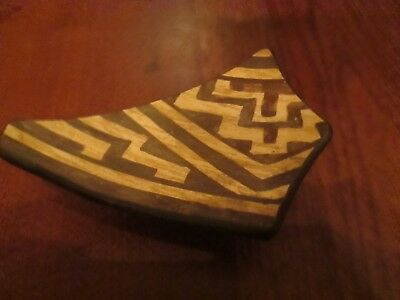 antique Native American Pottery Object d' Art by artist in Moab Utah