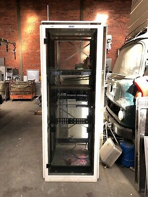 2 metre plus tall Free Standing Server Rack Data/Network/Technology Cabinet