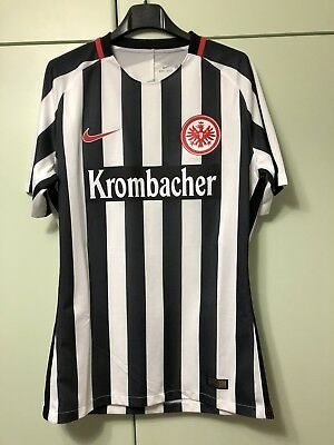 Nike eintracht Frankfurt Player Issue Trikot Shirt Jersey 2016/2017