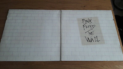 Pink Floyd *** The Wall *** 1979 *** Schallplatte 33 1/3 LP