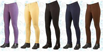 Dublin Supa Slender Classic Pull On Ladies Horse Riding Jodhpurs **ALL SIZES**