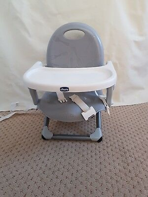 Chicco pocket snack booster seat baby toddler highchair