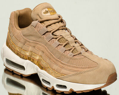 440261fc39313b Nike Air Max 95 Premium SE PRM men lifestyle kicks NEW vachetta tan  924478-201