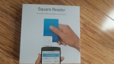 Squareup SQUARE Card reader EFTPOS MOBILE SWIPE & CHIP EMV for smart phone Ipad
