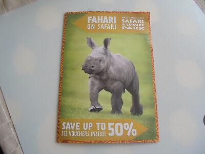 West Midlands Safari Park Vouchers